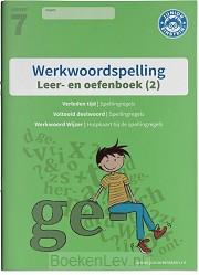 2 spellingsoefeningen verleden tijd en voltooid deelwoord groep 7 / Werkwoordspelling / leer- en oefenboek