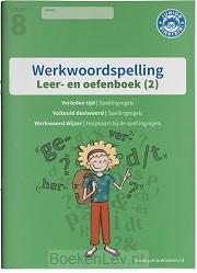 2 spellingsoefeningen verleden tijd en voltooid deelwoord groep 8 / Werkwoordspelling / leer- en oefenboek
