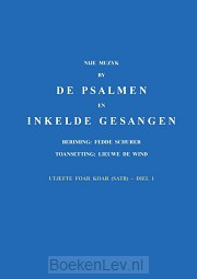 1 / Nije muzyk by de psalmen en inkelde gesangen / Utjefte foar koar (satb)