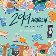 299 honden (en één kat)