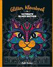 Glitterkleurboek  Ultimate Black Edition - Night hunters