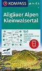 Allgäuer Alpen, Kleinwalsertal 1:50 000