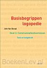Basisbegrippen logopedie / 2 Communicatiestoornissen: Tests en testgebruik