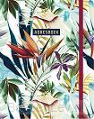 Adresboek (groot) - Tropical