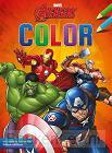 Avengers Color kleurblok / Avengers Color bloc de coloriage