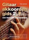 Gitaarakkoordengids / 2 voor rock, folk, blues, country, jazz en akoestisch spel
