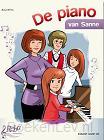 De piano van Sanne