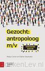 Gezocht: antropoloog m/v