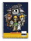Space warriors notebook A5