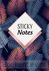 Sticky notes pack Leaves