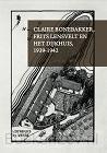 Claire Bonebakker, Frits Lensvelt en het dijkhuis, 1939-1945