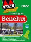 ACSI Campinggids Benelux + app 2022