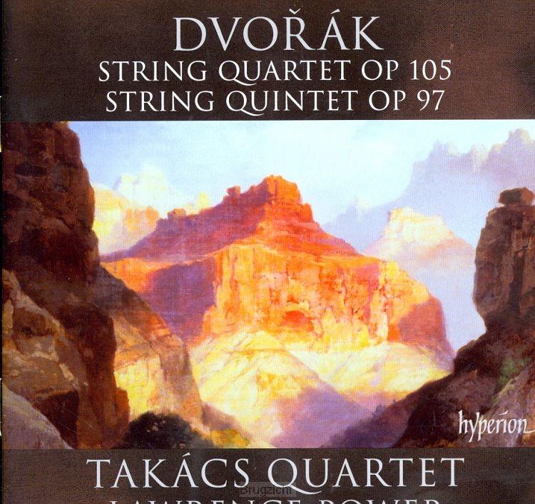 String Quarets Op.105 en Op.97