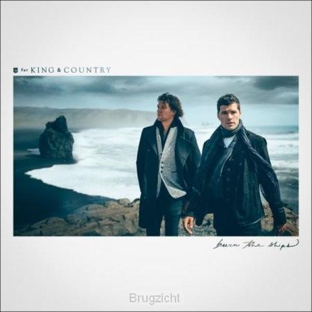 Burn The Ships (CD)
