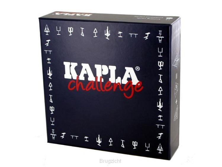 KAPLA*16 Challenge (in kartonnen doosje)