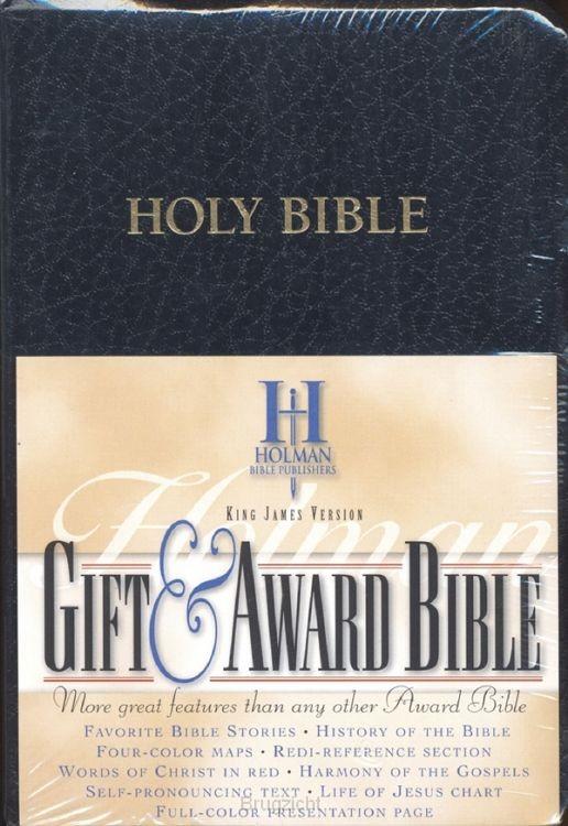 KJV - Gift & Award Bible