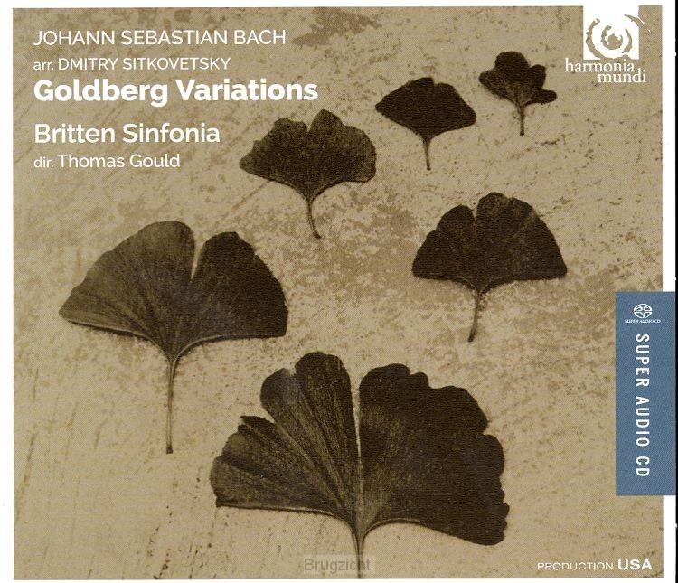 Goldberg Variations arr.Sitkovetsky