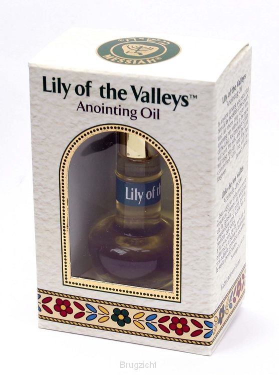 Anointing oil lilly of the valleys 8ml
