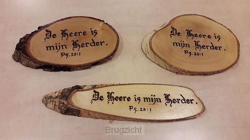 De Heere is mijn Herder  Ps. 23:1