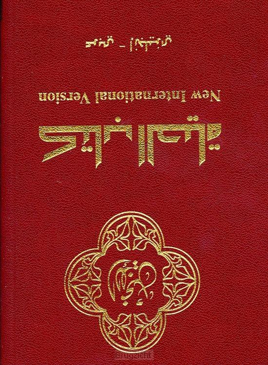 Nieuw Testament Arabisch/ Engels