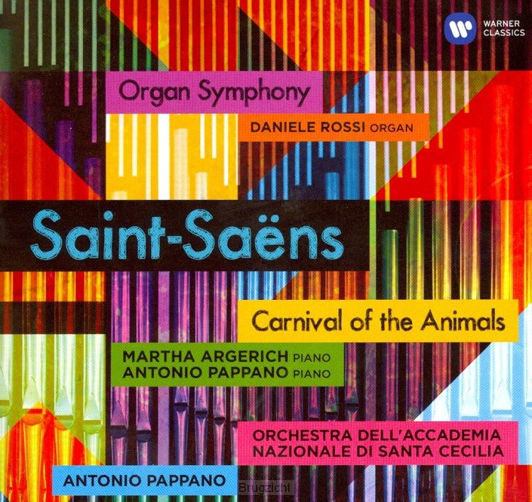 Organ symphony / Carnival of the Animals