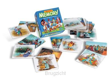 Memorie bijbelse geschiedenis