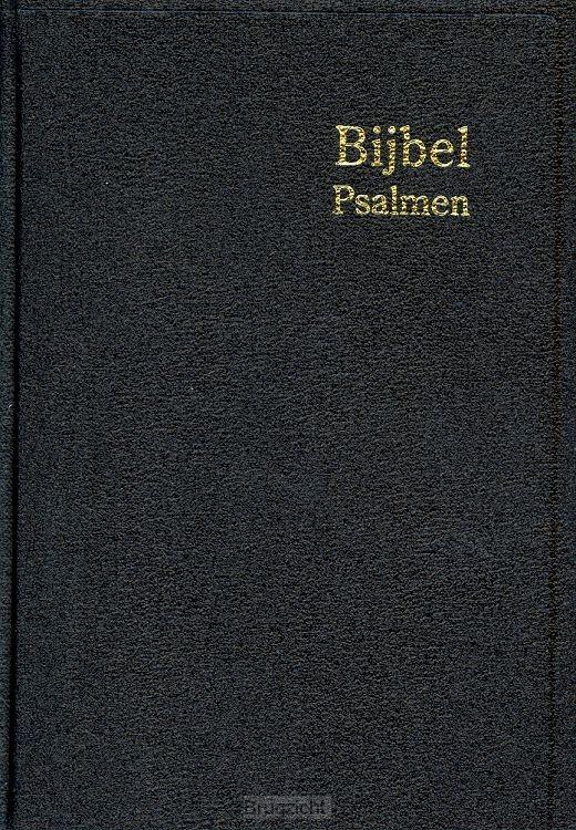 Bijbel H33R sv.rt.kunstleer duimgreep