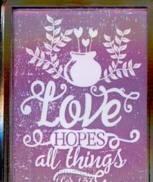 Sleutelhanger Love hopes