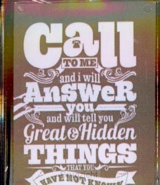 Sleutelhanger Call to me
