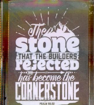 Sleutelhanger The Stone