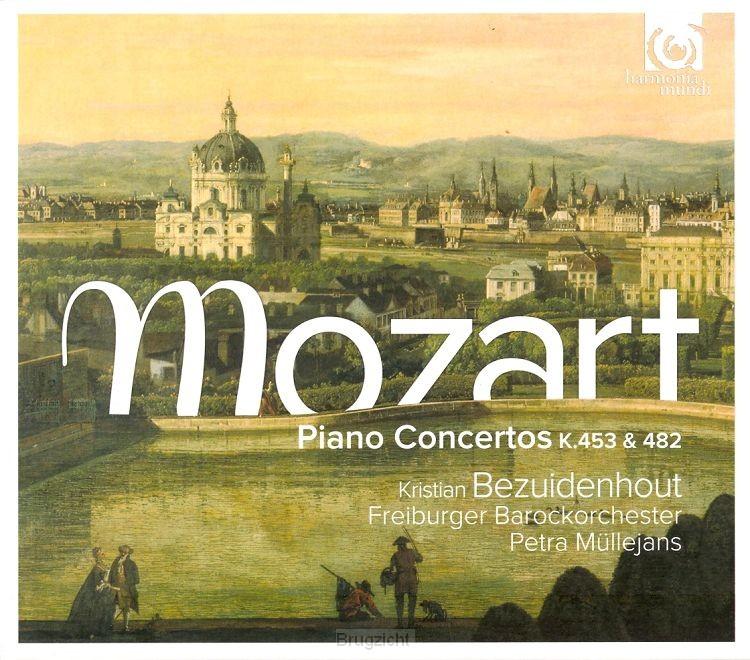 Piano concertos K.453 & 482