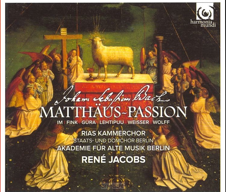 Mattheus Passion 2CD + DVD
