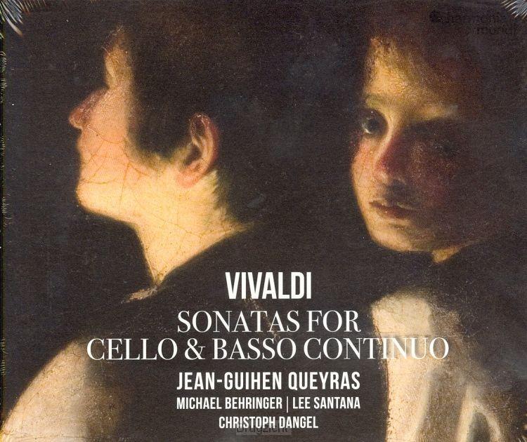 Sonatas for Cello & Bass Continuo