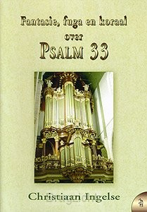 Fantasie, fuga & koraal ps.33 orgel
