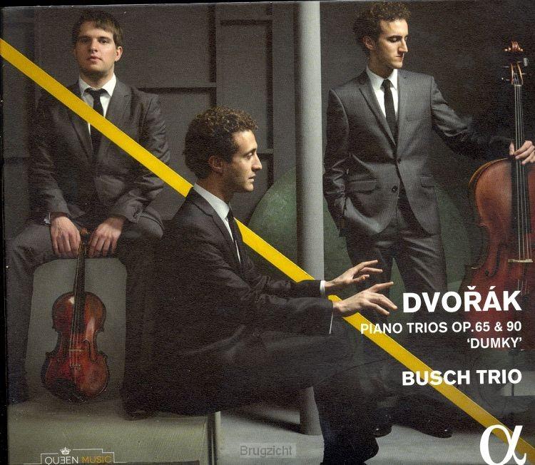 Piano trios op 65 & 90 (AK2018)