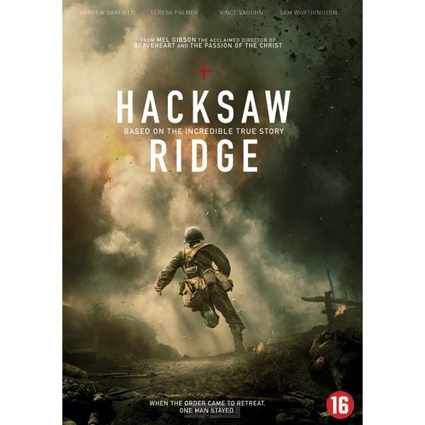 DVD Hacksaw Ridge