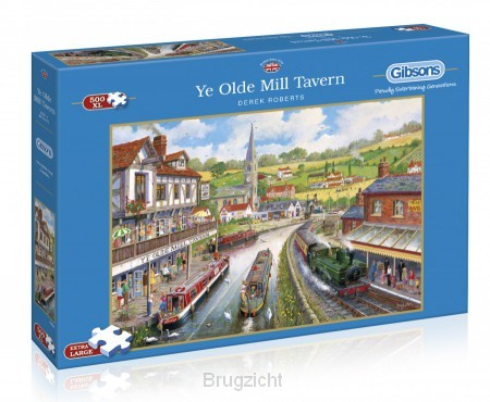 Puzzel Ye old Mill Taverne