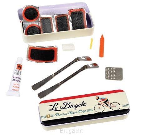 Fiets herstelkit design 'Le Bicycle'