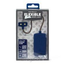 The Really Flexible Book Light - Blue