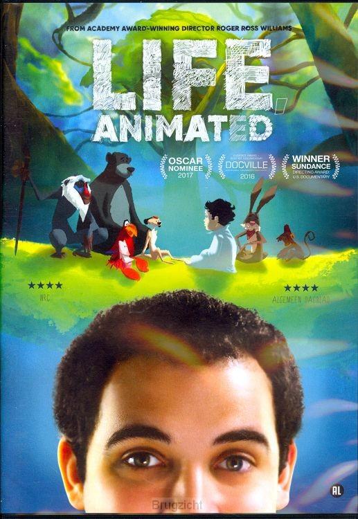 DVD Life, animated