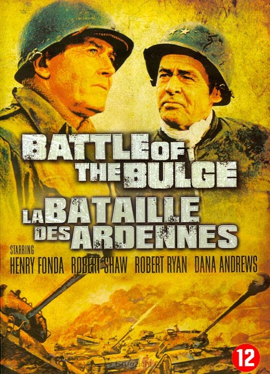 BATTLE OF THE BULGE - 3 DVD SET