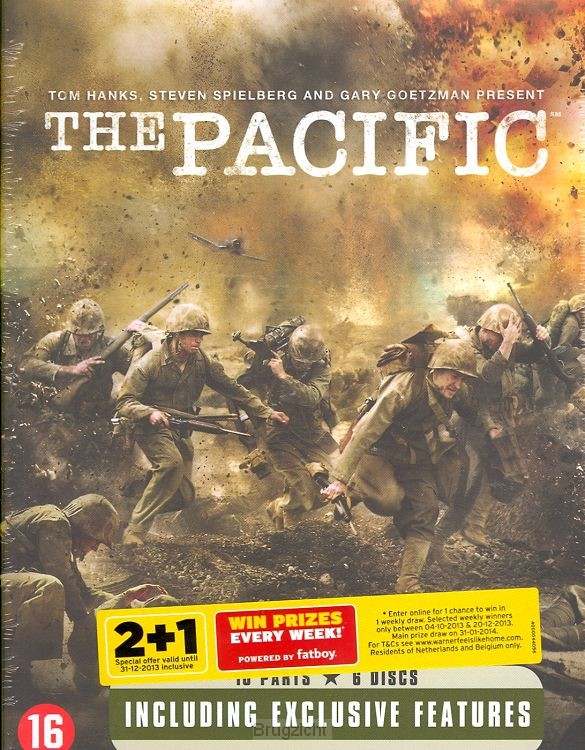 DVD The Pacific 6DVDbox