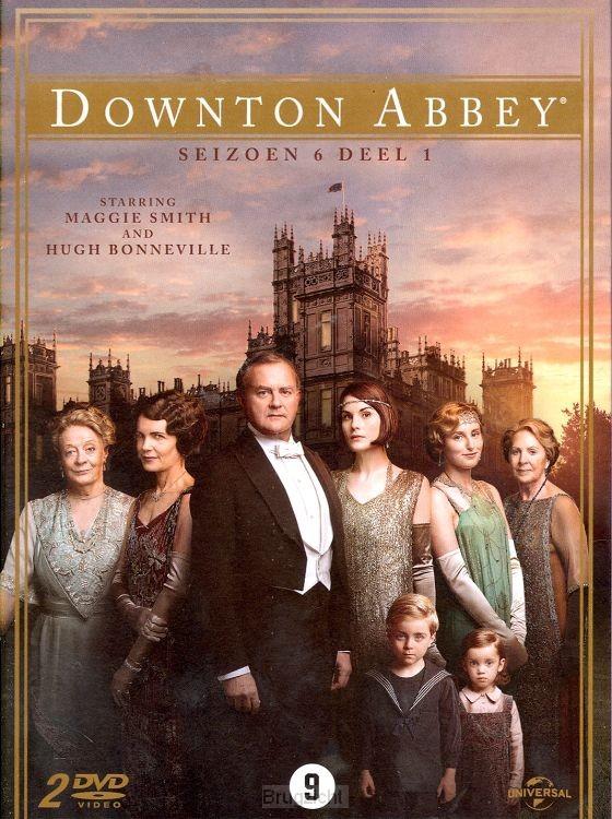 DVD Downton Abbey seizoen 6 dl.1
