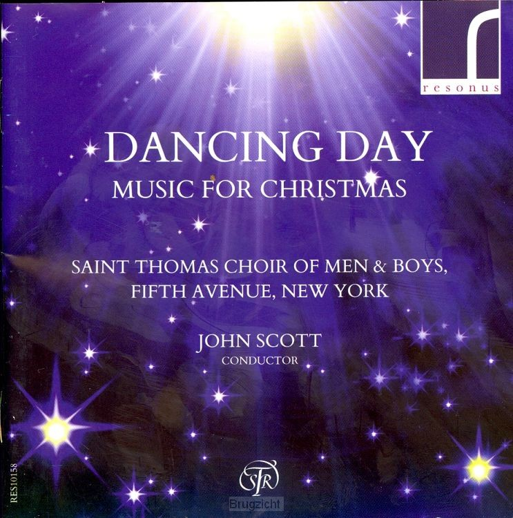 Dancing Day, Music for Christmas