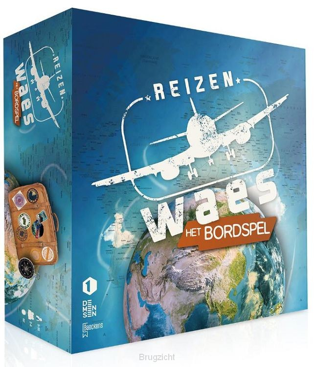 Bordspel Reizen Waes
