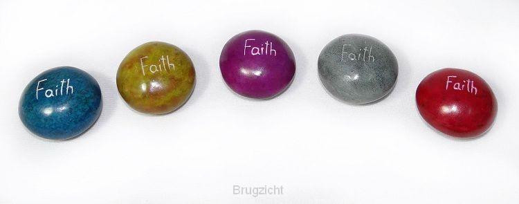 steen rood Faith