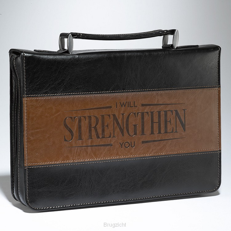 I will strengthen you - Brown