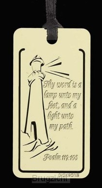 Bookclip gpl thy word is a lamp unto my