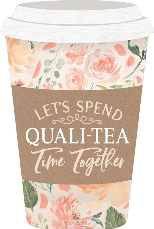 Let's spend quali-tea time together