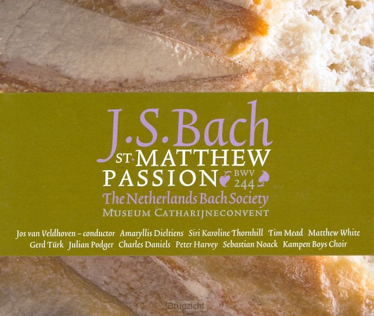 Matthew Passion